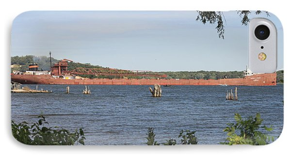 Herbert C. Jackson IPhone Case