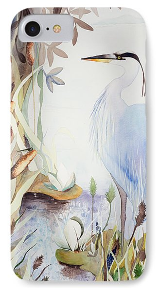 Heron IPhone Case