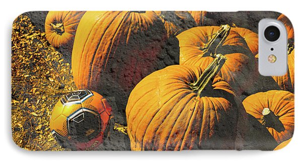 Hiding In Plain Pumpkin IPhone Case