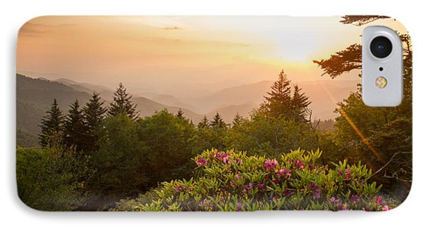 High Country Sunset IPhone Case