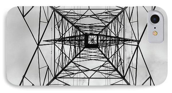 High Voltage Power IPhone Case