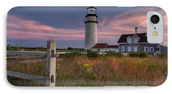 Highland Light Cape Cod 2015 IPhone Case