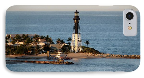 Hillsboro Lighthouse In Florida IPhone Case