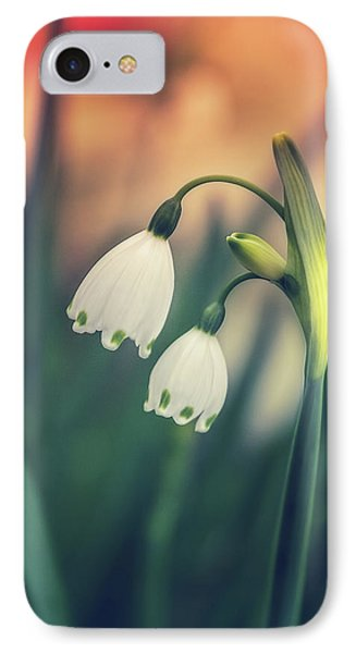 Hint Of Spring IPhone Case