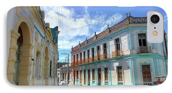 Historic Camaguey Cuba Prints 2 IPhone Case