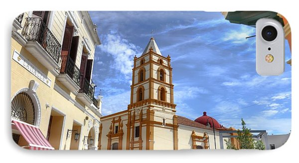 Historic Camaguey Cuba Prints 3 IPhone Case