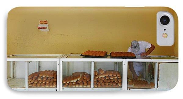 Historic Camaguey Cuba Prints The Bakery IPhone Case
