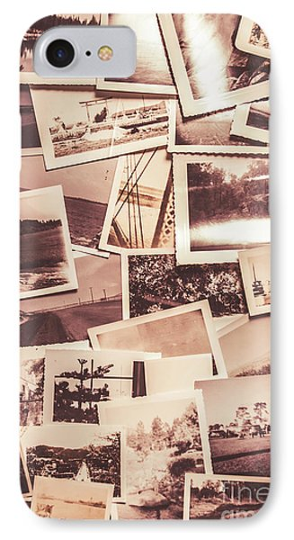 History In Still Photographs IPhone Case