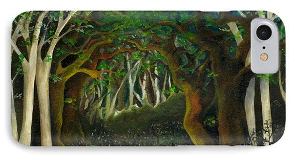 Hobbit Woods IPhone Case