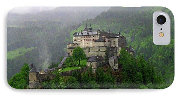 Hohenwerfen Castle IPhone Case
