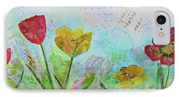 Tulip iPhone 8 Case - Holland Tulip Festival I by Shadia Derbyshire