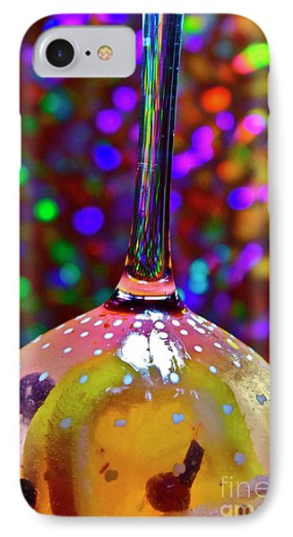 Holographic Fruit Drop IPhone Case