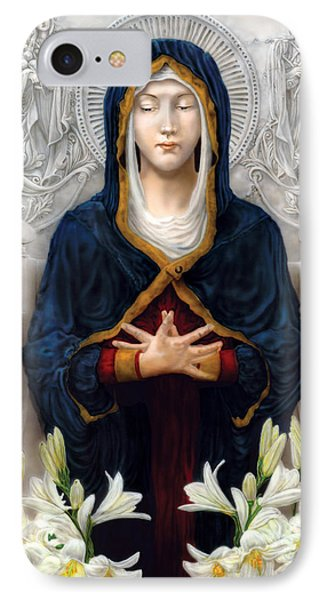 Holy Woman IPhone Case