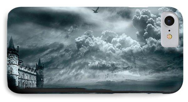 Castle iPhone 8 Case - Home by Jacky Gerritsen