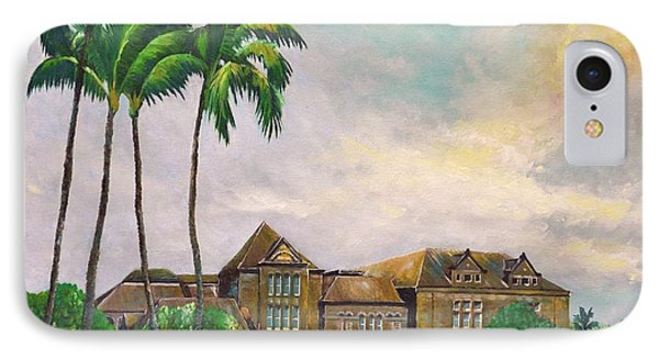Honolulu Bishop Museum IPhone Case