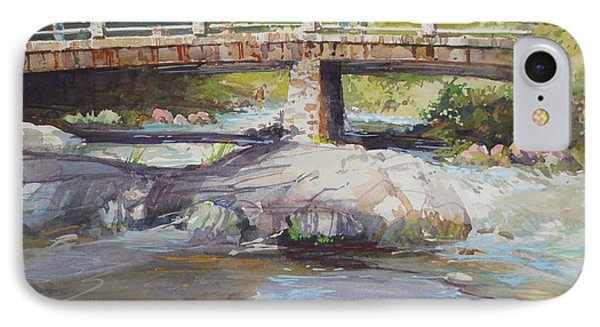 Hopper Bridge Creek IPhone Case