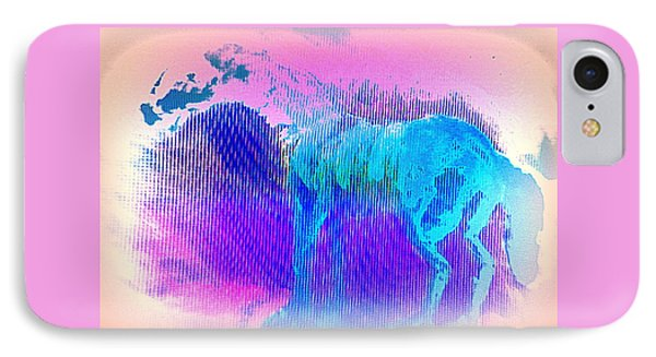 There Are Horses In Heaven Too  IPhone Case