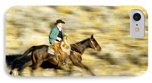 Horseback Rider IPhone Case