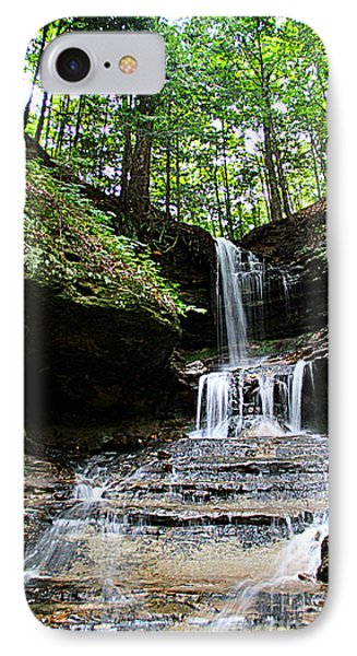 Horseshoe Falls #6736 IPhone Case