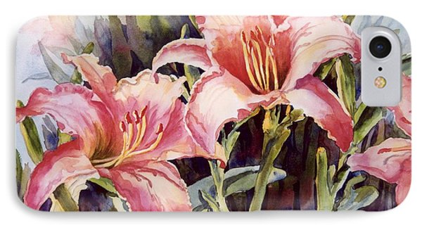 Hot Lillies IPhone Case