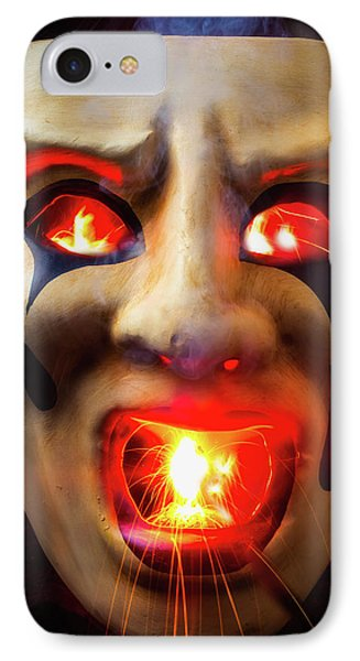 Hot Mask IPhone Case