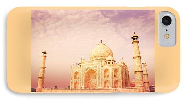 Hot Taj Mahal IPhone Case
