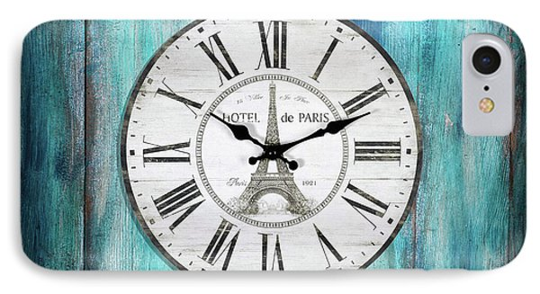 Hotel De Paris IPhone Case