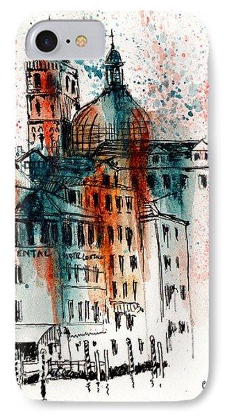 Hotel In Venice IPhone Case
