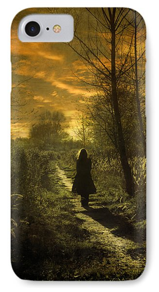Hour Of Long Shadows IPhone Case