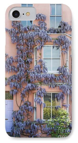 House Of Wisteria IPhone Case