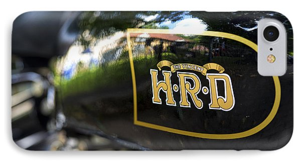Hrd Gas Tank IPhone Case
