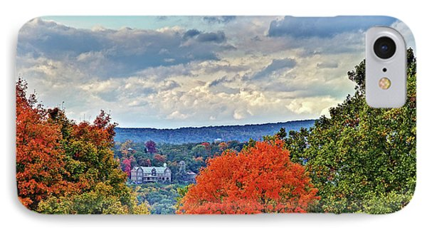 Hudson Valley Hyde Park Ny IPhone Case