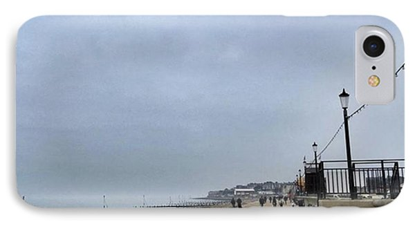Hunstanton At 4pm Yesterday As The IPhone Case