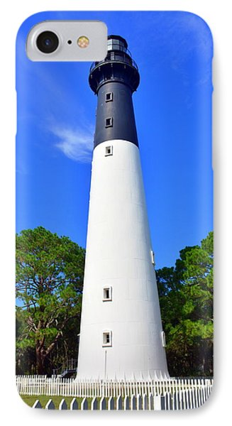 Hunting Island Lighthouse Beaufort Sc IPhone Case