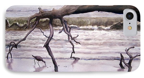 Hunting Island Sculpture IPhone Case