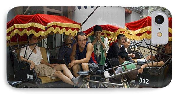 Hutong Tour Driveres IPhone Case