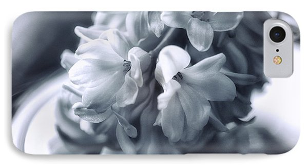 Hyacinth Plated IPhone Case
