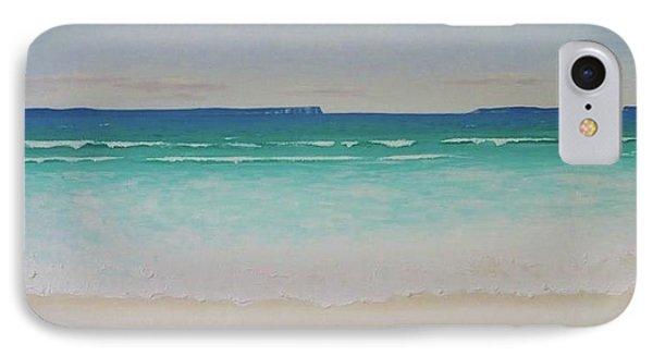 Hyams Beach IPhone Case