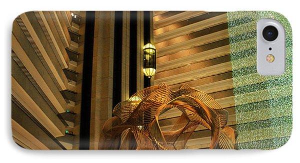 Hyatt Regency Sf Atrium IPhone Case