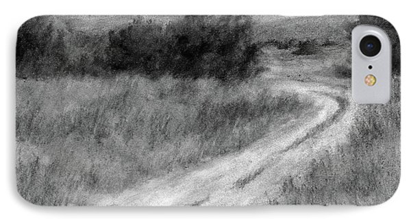 I Can See For Miles Study IPhone Case
