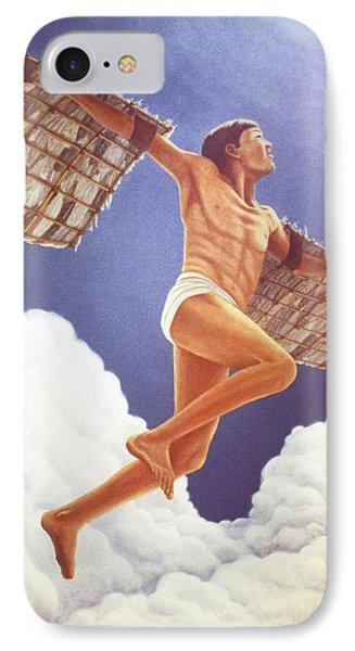 Icarus Ascending IPhone Case