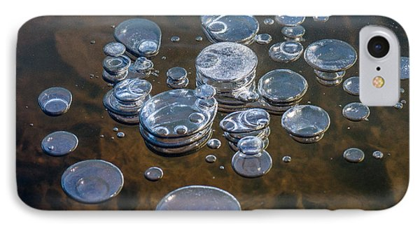Ice Coins On The Water IPhone Case