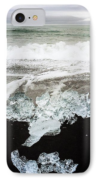 Ice In Iceland IPhone Case