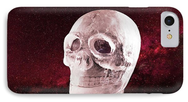 Ice Skull IPhone Case