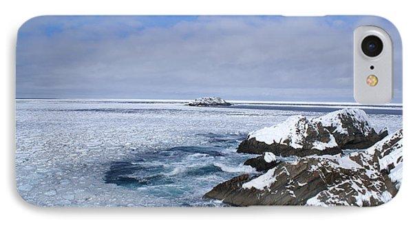 Icy Ocean Slush IPhone Case