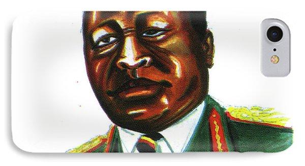 Idi Amin Dada IPhone Case