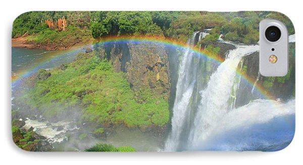 Iguazu Rainbow IPhone Case