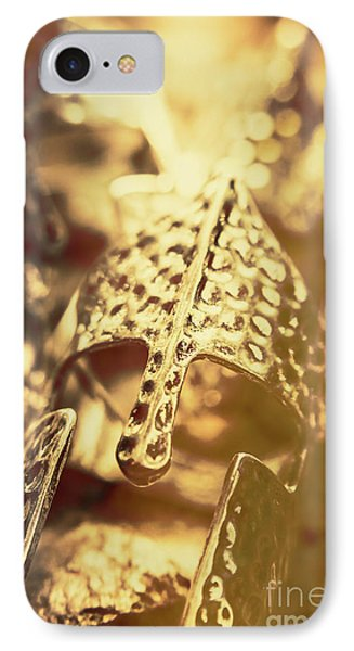 Knight iPhone 8 Case - Illuminating The Dark Ages by Jorgo Photography - Wall Art Gallery