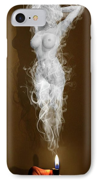 Illusion Of The Mind IPhone Case