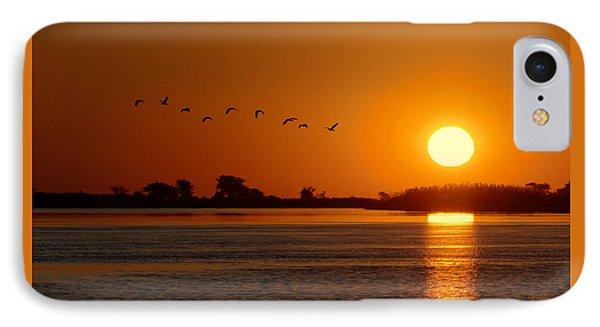 Impalila Island Sunset No. 1 IPhone Case